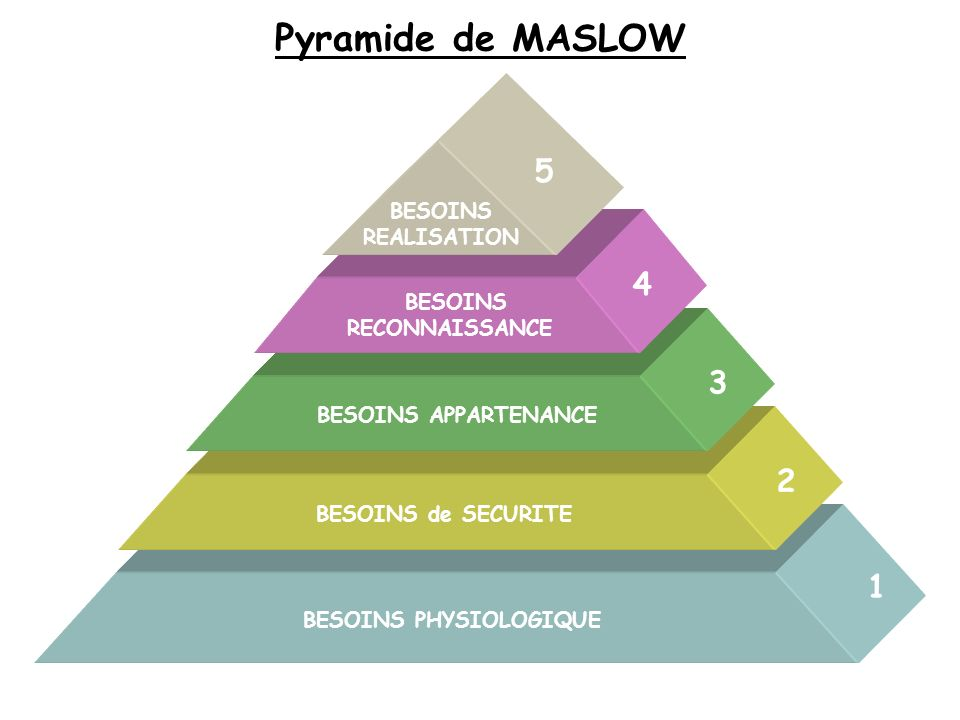 BESOINS RECONNAISSANCE BESOINS PHYSIOLOGIQUE