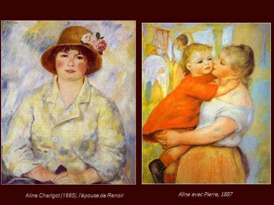 Aline Charigot (1885), l épouse de Renoir