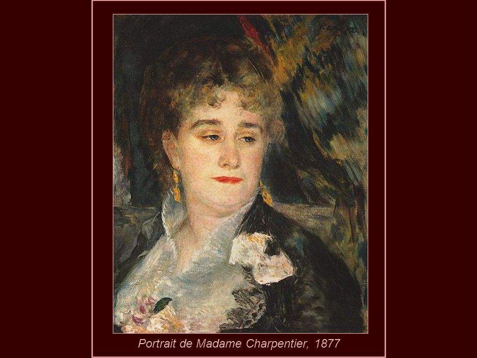 Portrait de Madame Charpentier, 1877