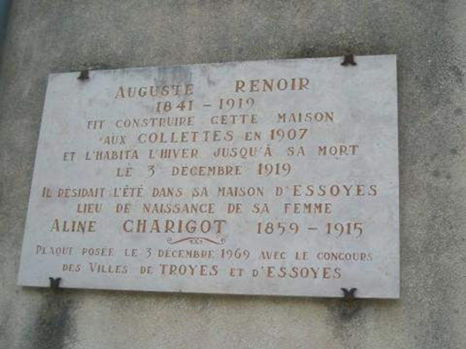 Museo Renoir en Cagne-Sur-Mer