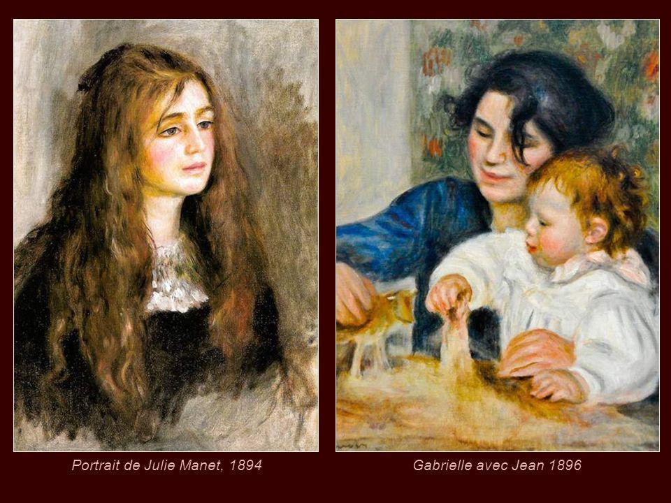 Portrait de Julie Manet, 1894