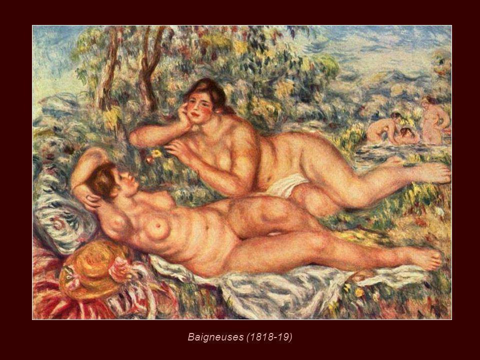 Baigneuses (1818-19)