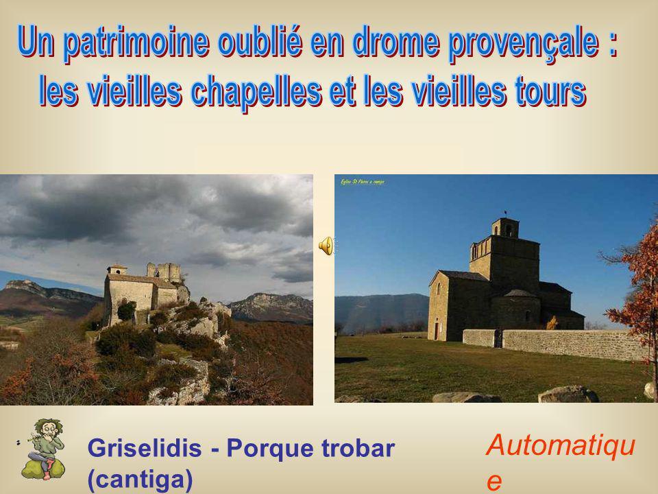 Automatique Griselidis - Porque trobar (cantiga)