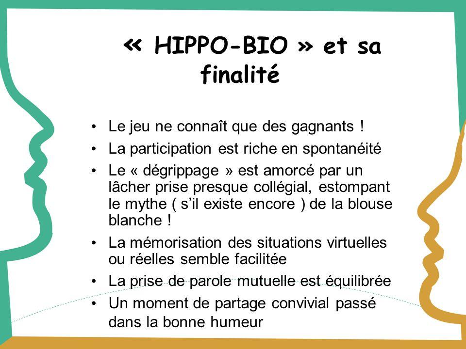 « HIPPO-BIO » et sa finalité