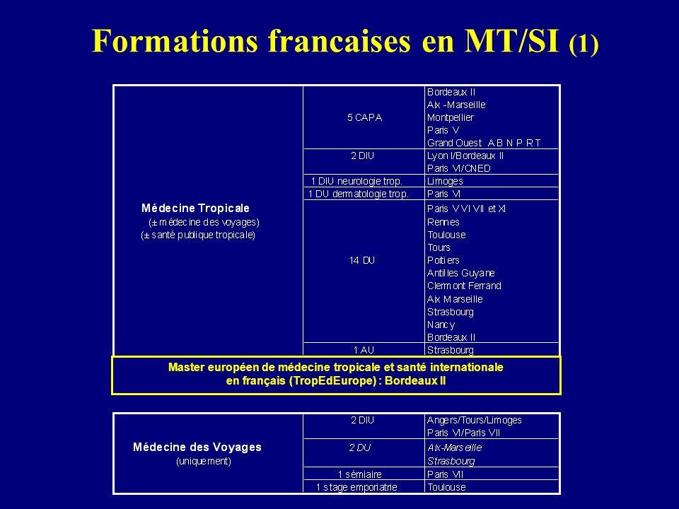 Formations francaises en MT/SI (1)