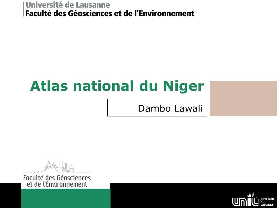 Atlas national du Niger