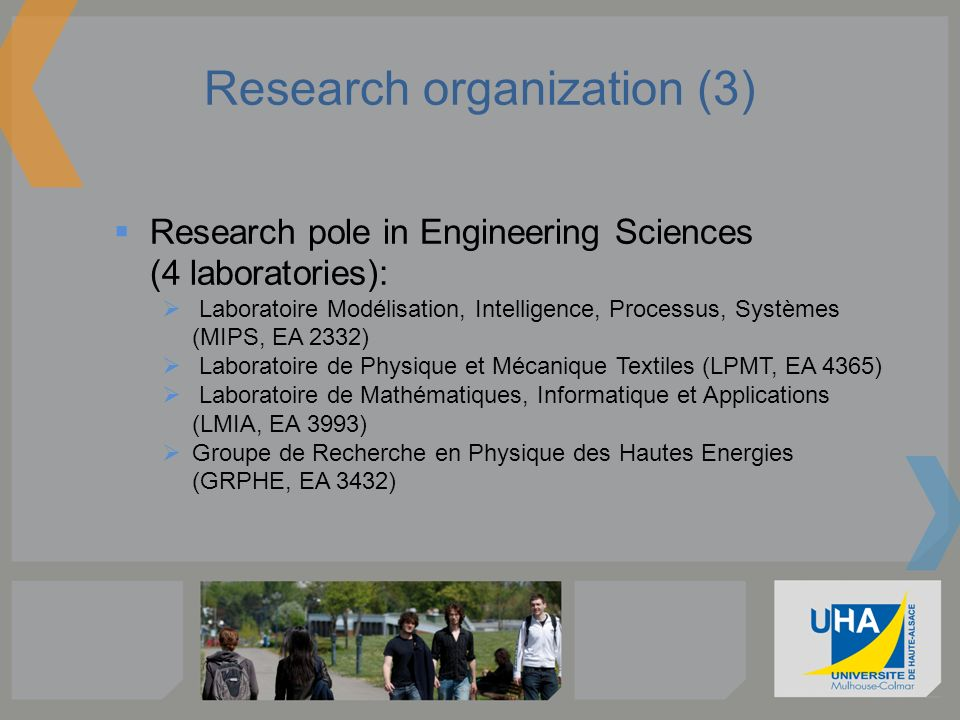Research organization (3)