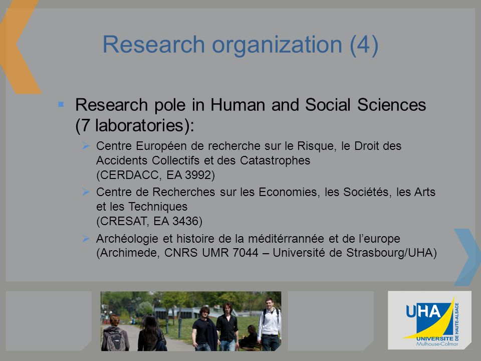 Research organization (4)