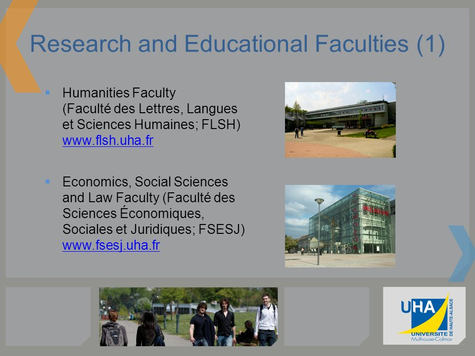 Research and Educational Faculties (1)