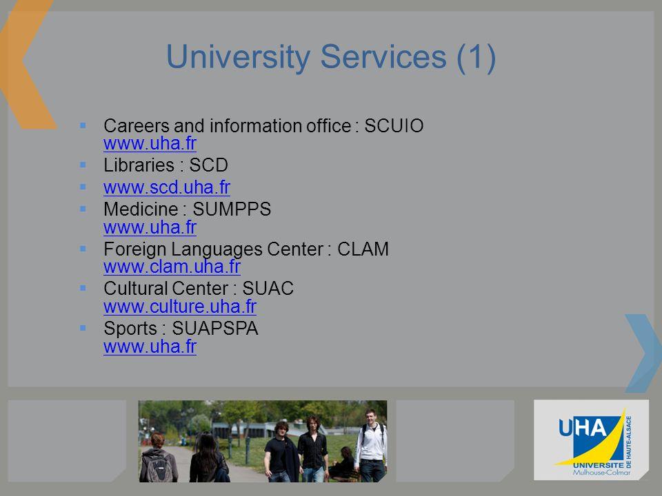 University Services (1)