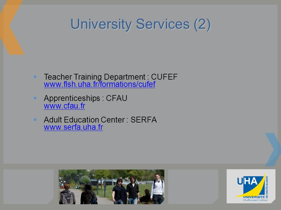 University Services (2)