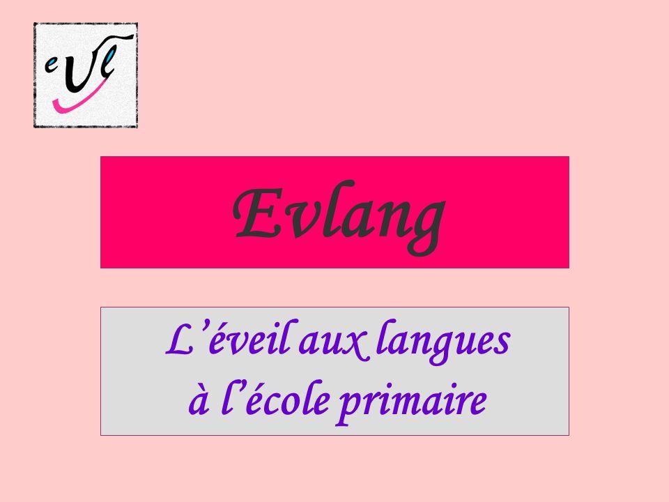 L'éveil aux langues à l'école primaire