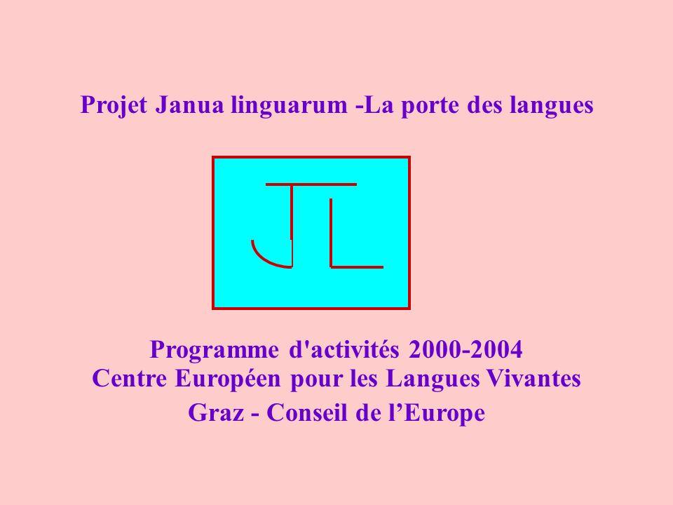 Projet Janua linguarum -La porte des langues
