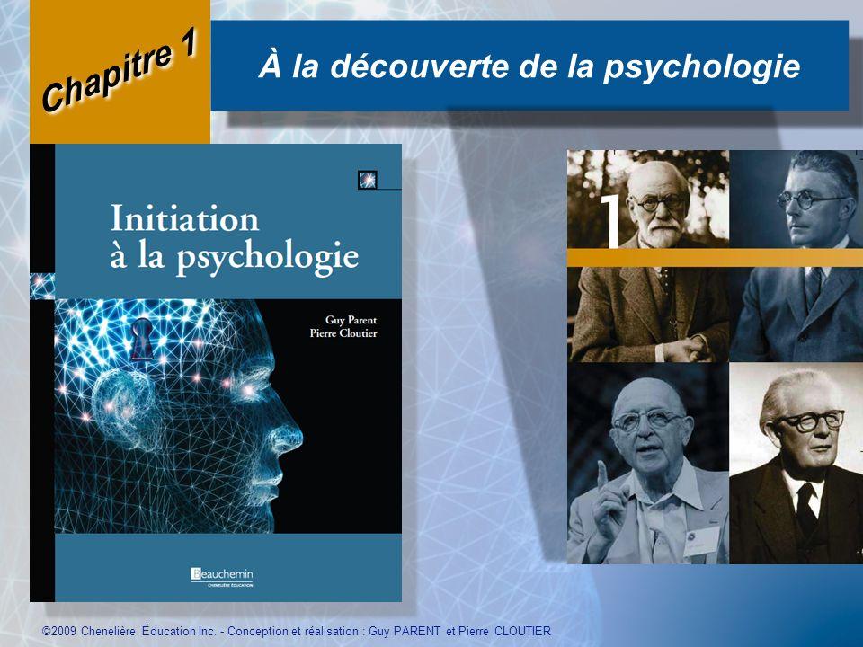 À la découverte de la psychologie