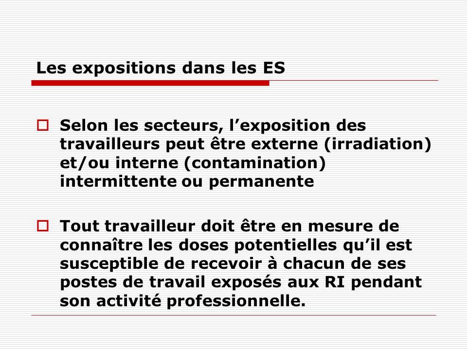 Les expositions dans les ES
