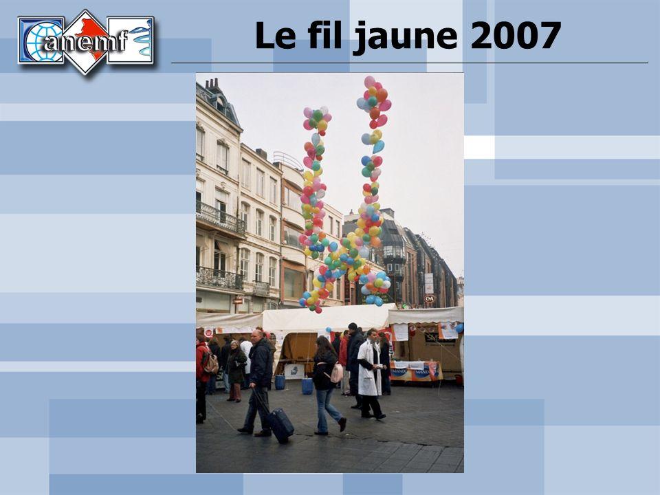Le fil jaune 2007