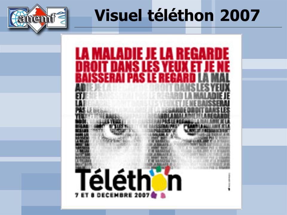 Visuel téléthon 2007