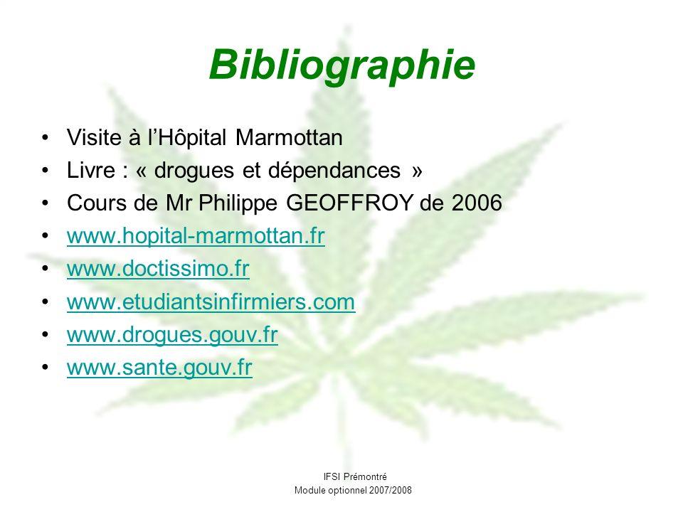 Bibliographie Visite à l'Hôpital Marmottan