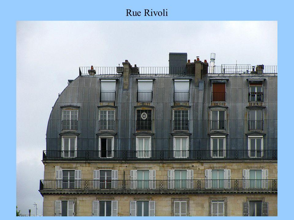 Rue Rivoli 3/30/2017