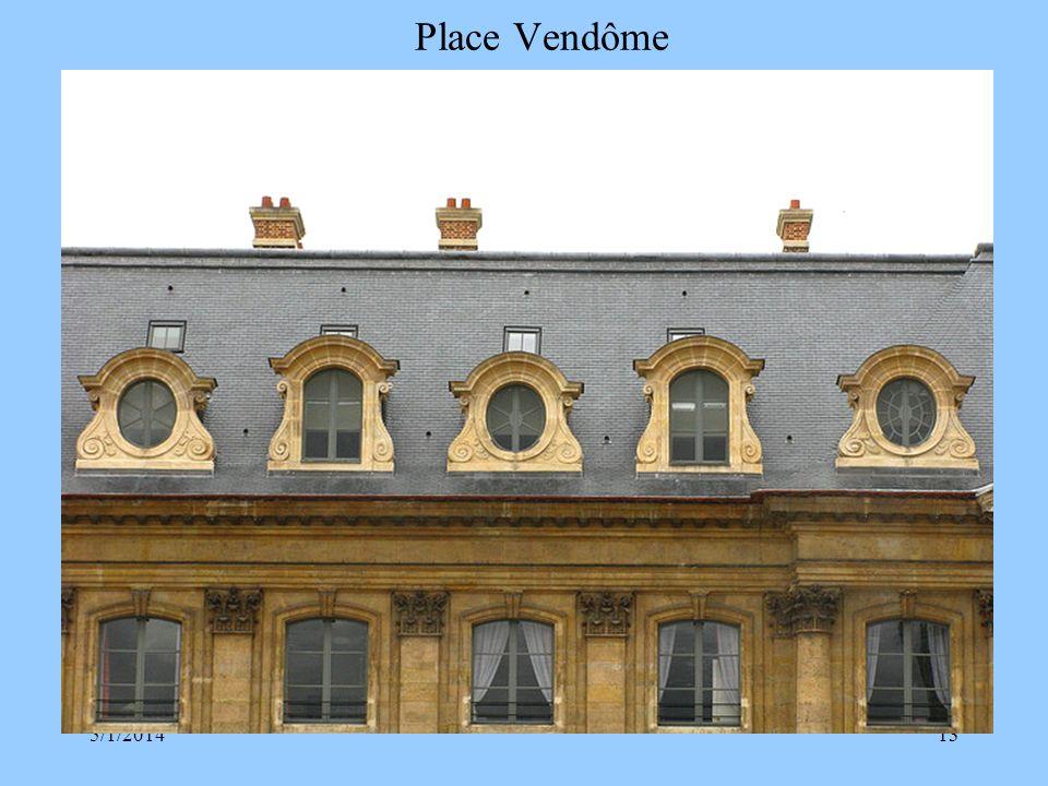 Place Vendôme 3/30/2017