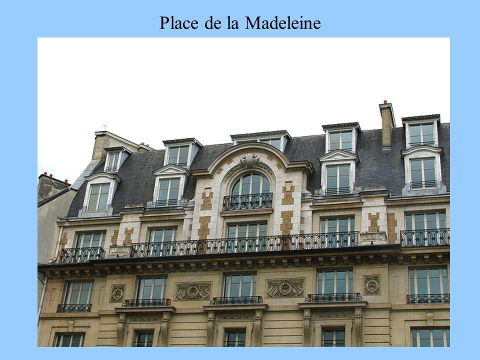 Place de la Madeleine 3/30/2017