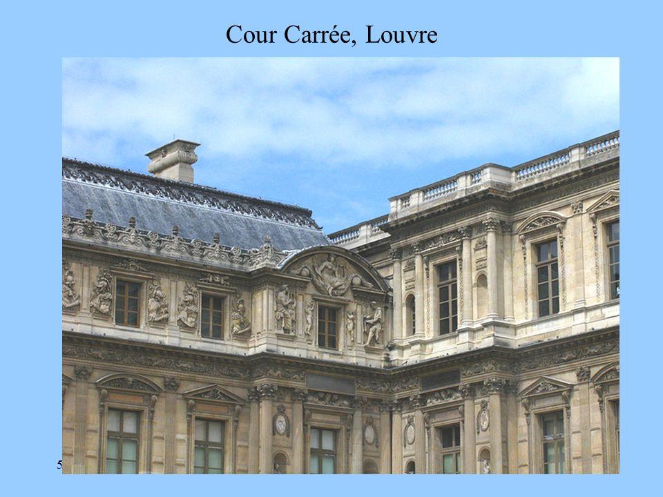 Cour Carrée, Louvre 3/30/2017