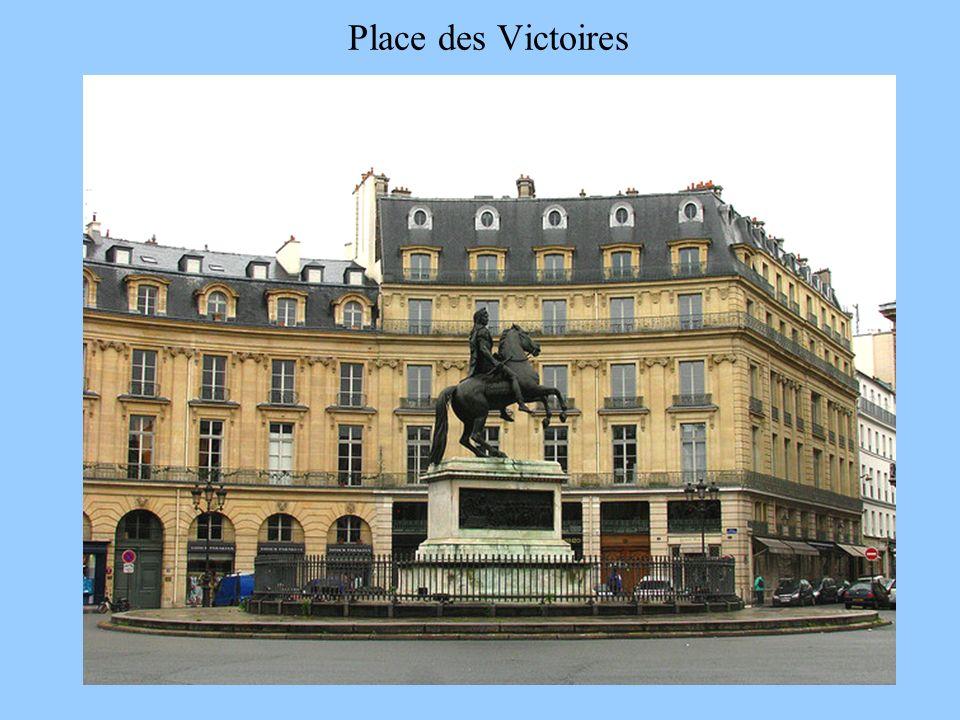 Place des Victoires 3/30/2017