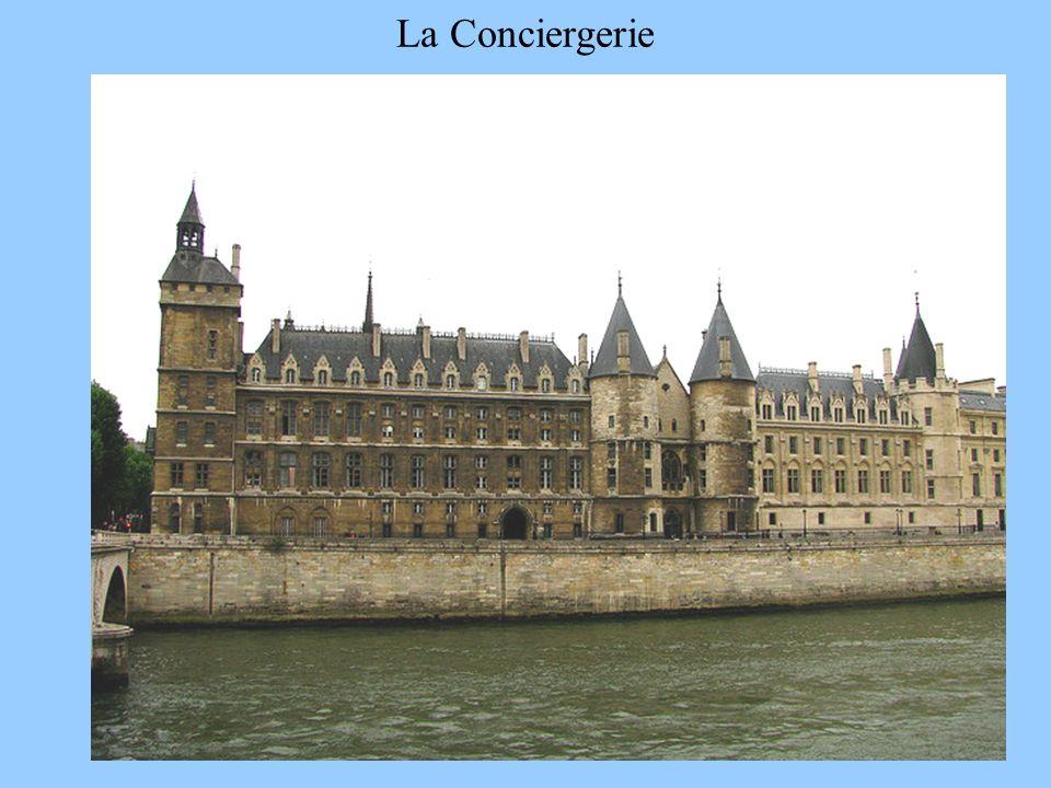 La Conciergerie 3/30/2017