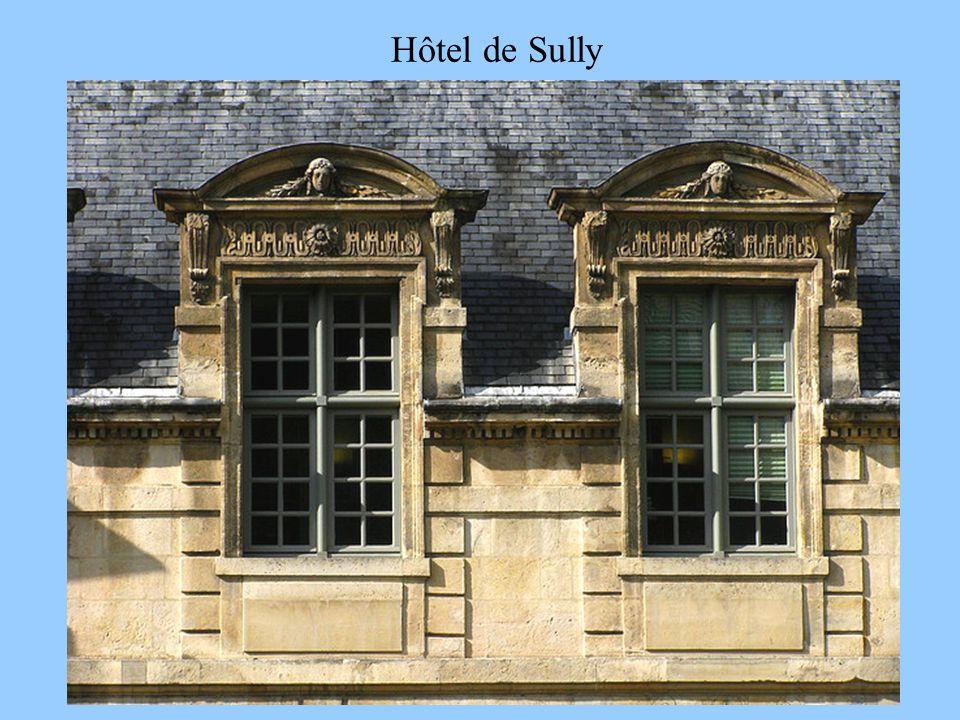 Hôtel de Sully 3/30/2017