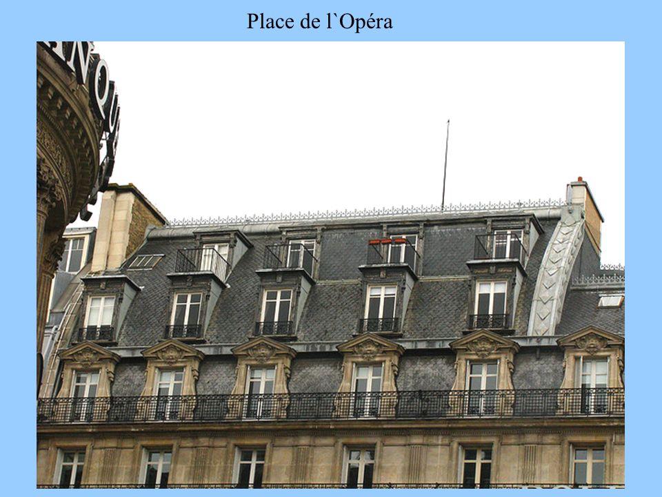 Place de l`Opéra 3/30/2017
