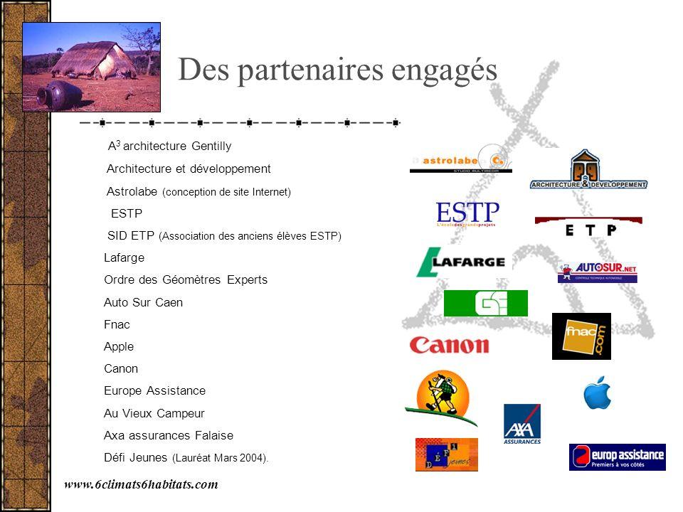 Des partenaires engagés