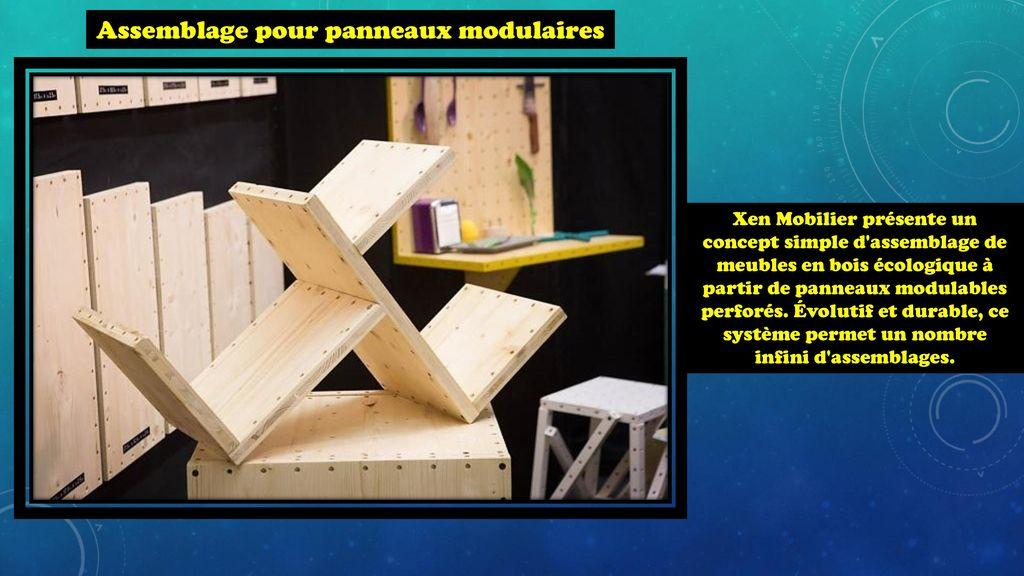 ... Le Concours L Pine 2017 Les 30 Inventions Les Plus Folles For Systeme D  Assemblage Meuble ...