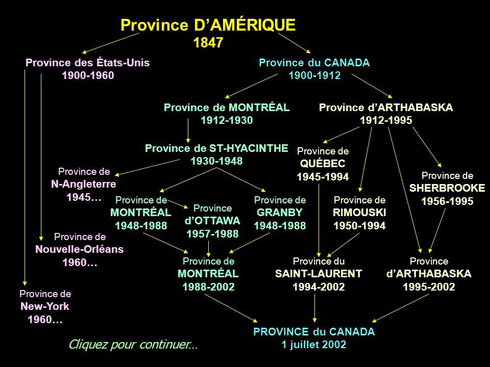 Province D'AMÉRIQUE 1847 Cliquez pour continuer…