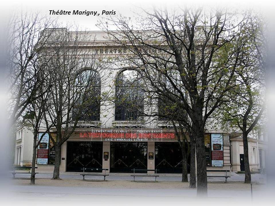 Théâtre Marigny , Paris