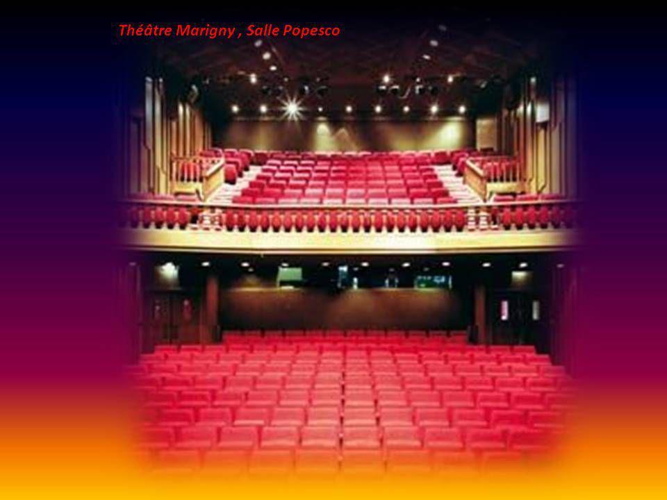 Théâtre Marigny , Salle Popesco