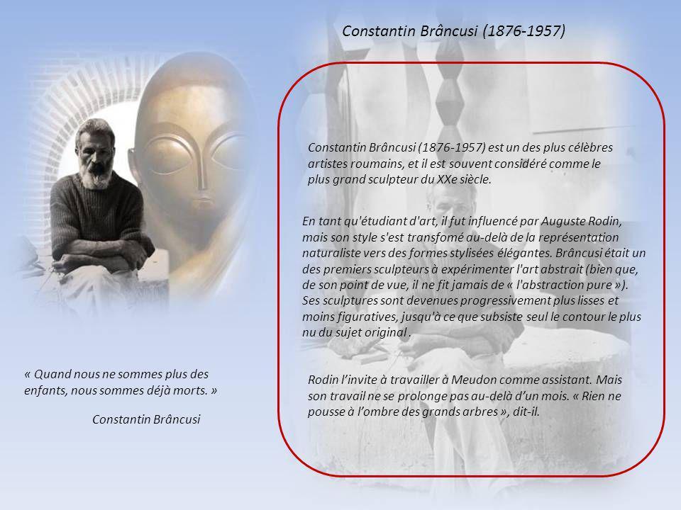 Constantin Brâncusi (1876-1957)