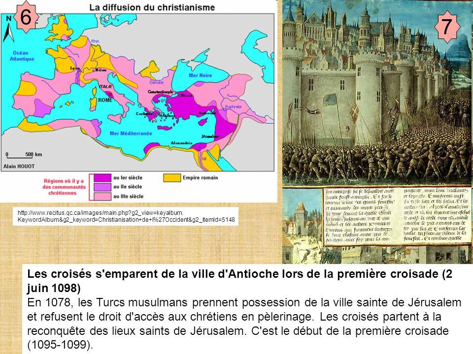 6 7. http://www.recitus.qc.ca/images/main.php g2_view=keyalbum. KeywordAlbum&g2_keyword=Christianisation+de+l%27Occident&g2_itemId=5148.