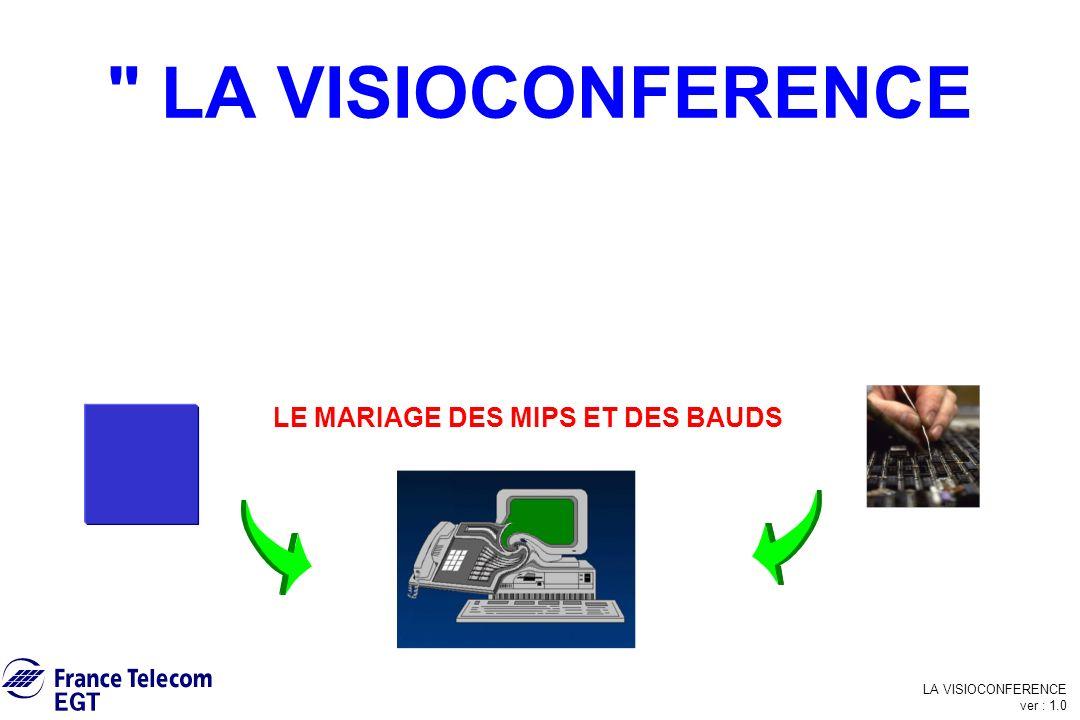 LE MARIAGE DES MIPS ET DES BAUDS