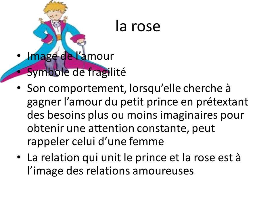 la rose Image de l'amour Symbole de fragilité
