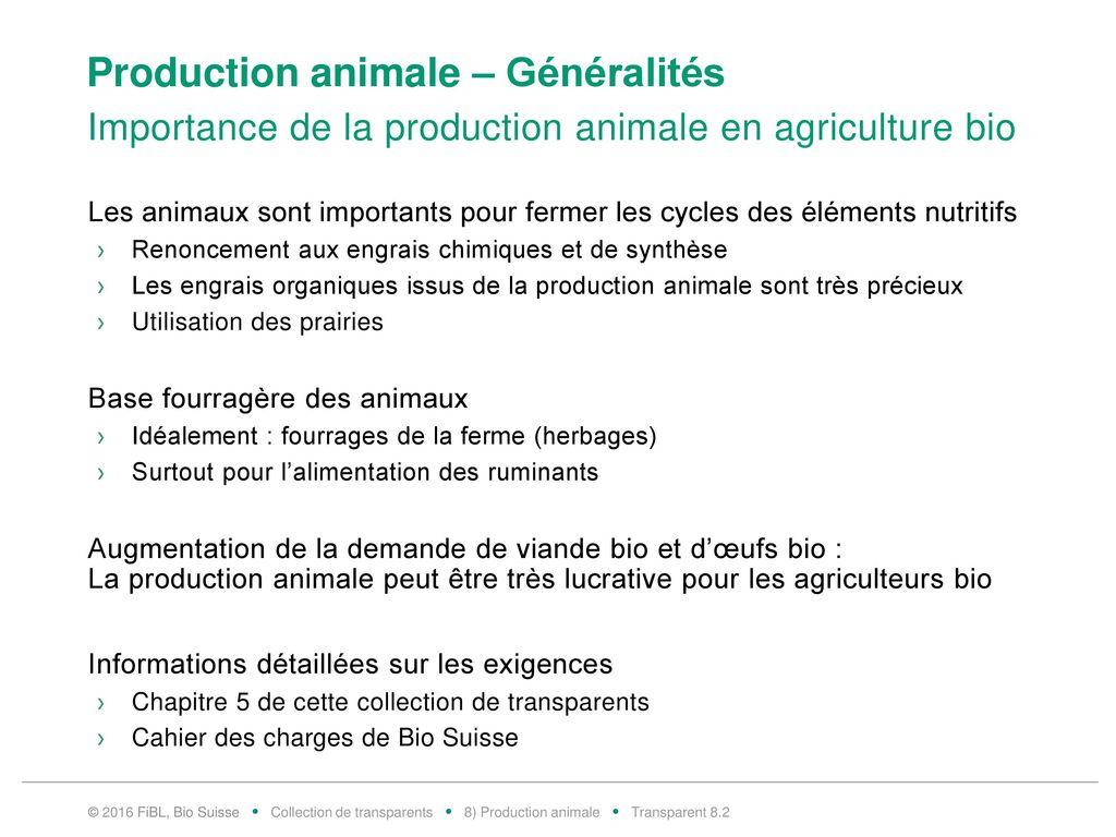 Gut bekannt Production animale Liens - ppt télécharger RG63