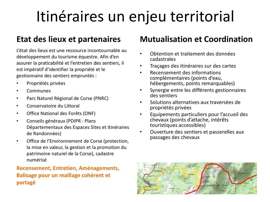 Comite regional de tourisme equestre corse ppt t l charger - Bureau de service national du lieu de recensement ...