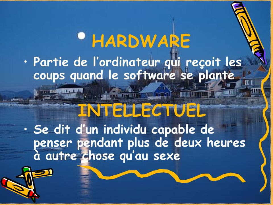 HARDWARE INTELLECTUEL