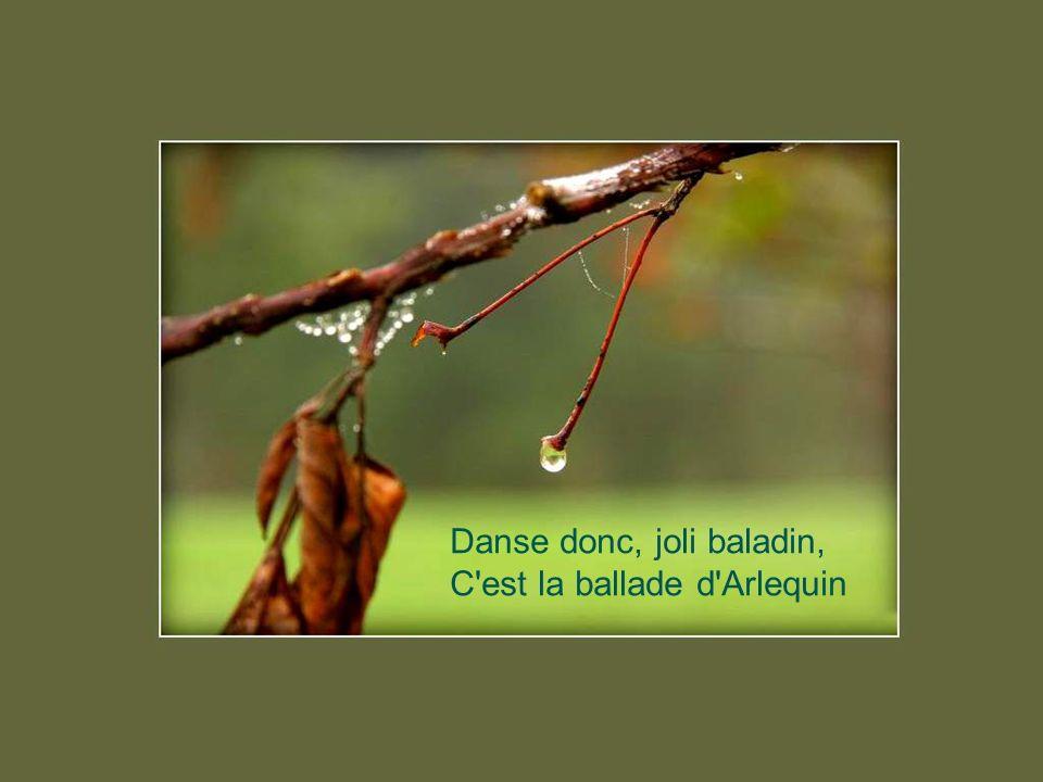 Danse donc, joli baladin,