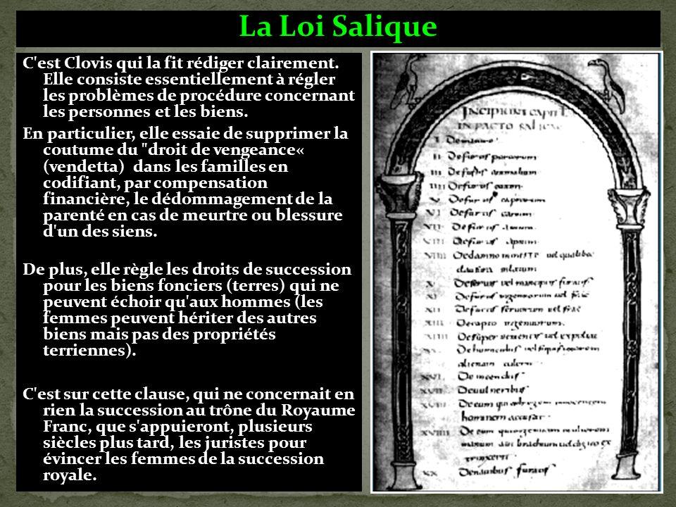 La Loi Salique