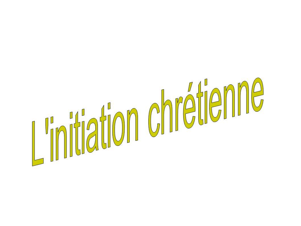 L initiation chrétienne
