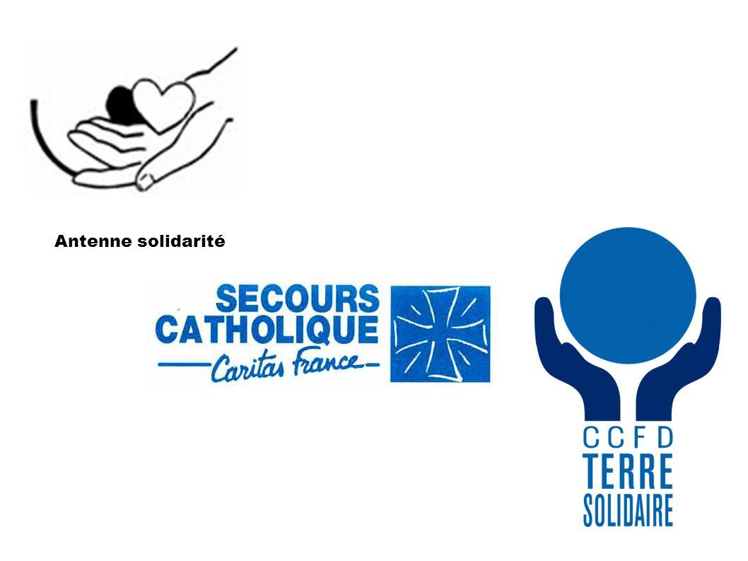 Antenne solidarité