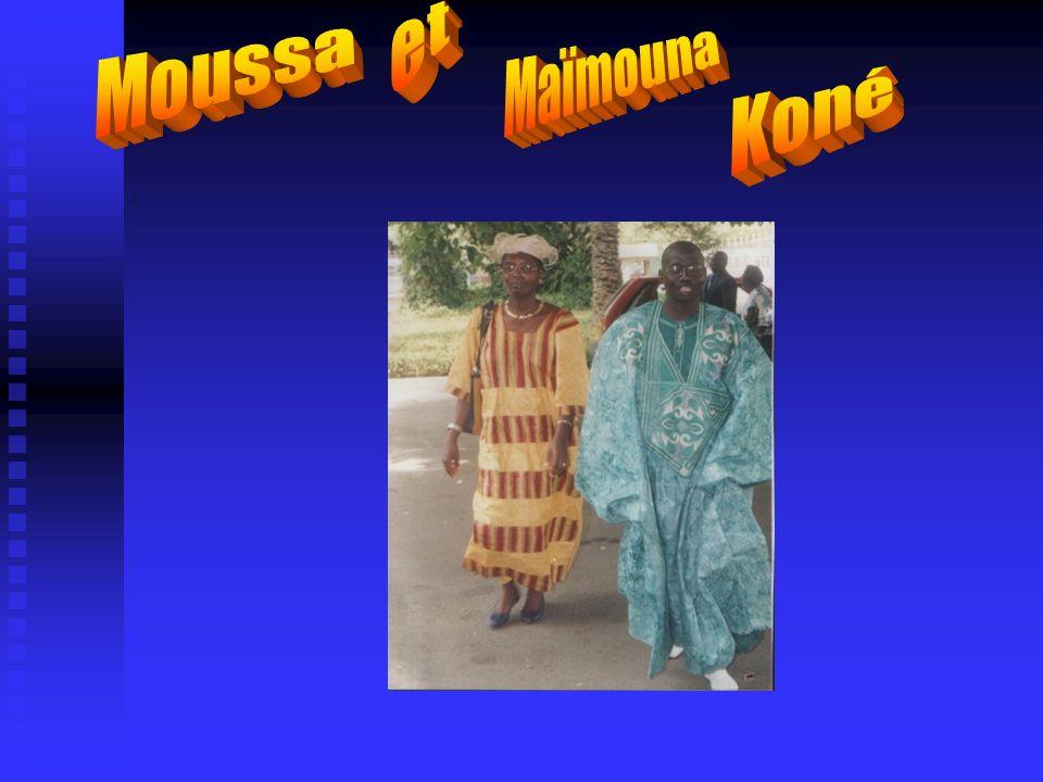 et Moussa Maïmouna Koné