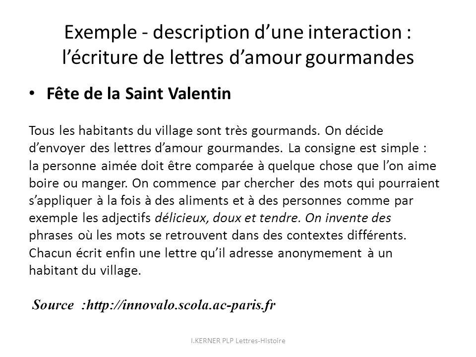 I.KERNER PLP Lettres-Histoire