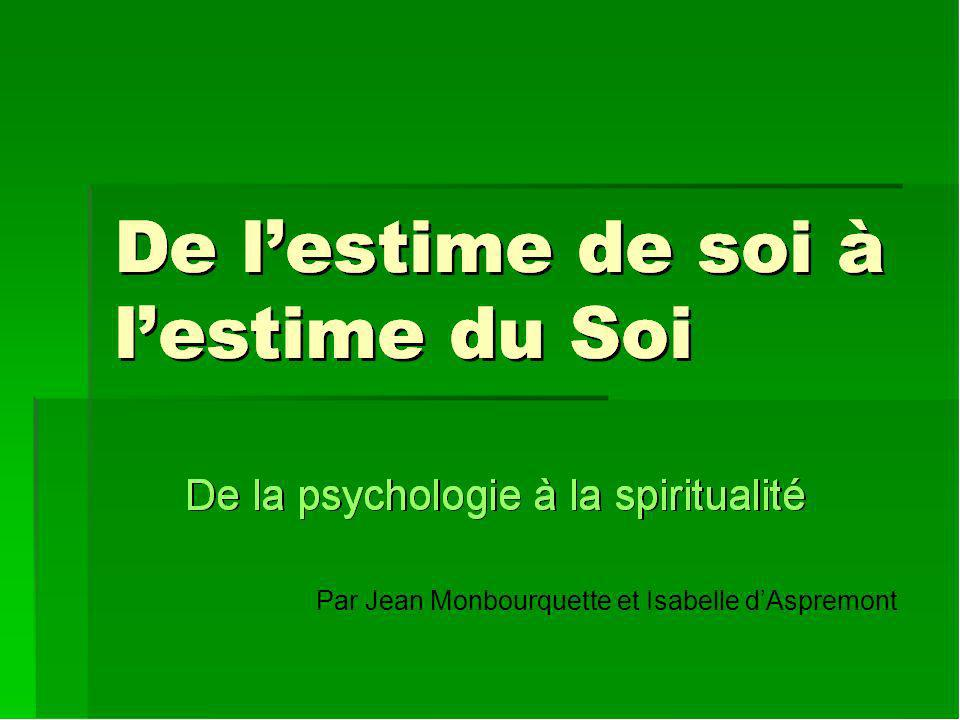 Par Jean Monbourquette et Isabelle d'Aspremont