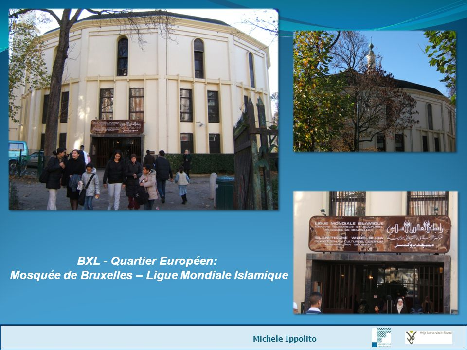BXL - Quartier Européen: